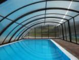 Abris-monaco for swimming pools in France